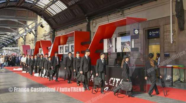Trenitalia: presentato orario estivo 2019
