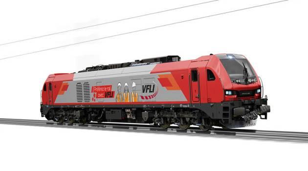 Transport Logistic, le nuove EURO a 6 assi di Stadler