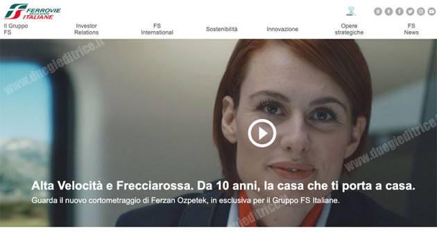 FS Italiane, campagna per i 10 anni dell'AV