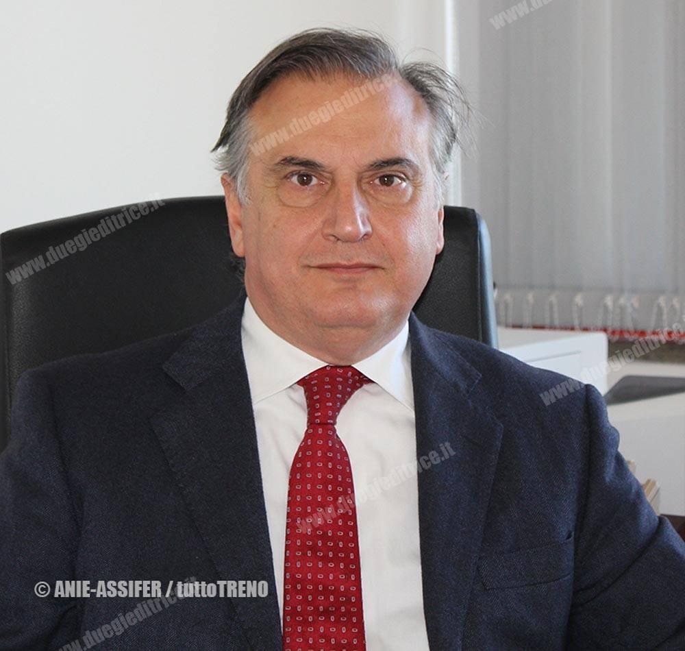 ANIE-ASSIFER-GaudielloGiuseppe-presidente-fotoANIE_ASSIFER_tuttoTRENO_wwwduegieditriceit