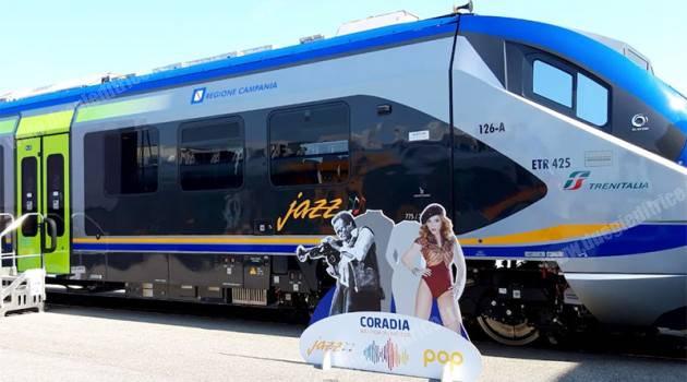 Alstom, consegnato l'ultimo Jazz Trenitalia