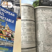 Orari di carta: European Rail Timetable