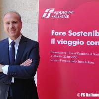 FS Italiane, presentati i dieci anni del Rapporto di Sostenibilità e gli Obiettivi 2030-2050