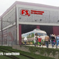Deposito Rotabili Storici nelle ex-OGR di Bologna