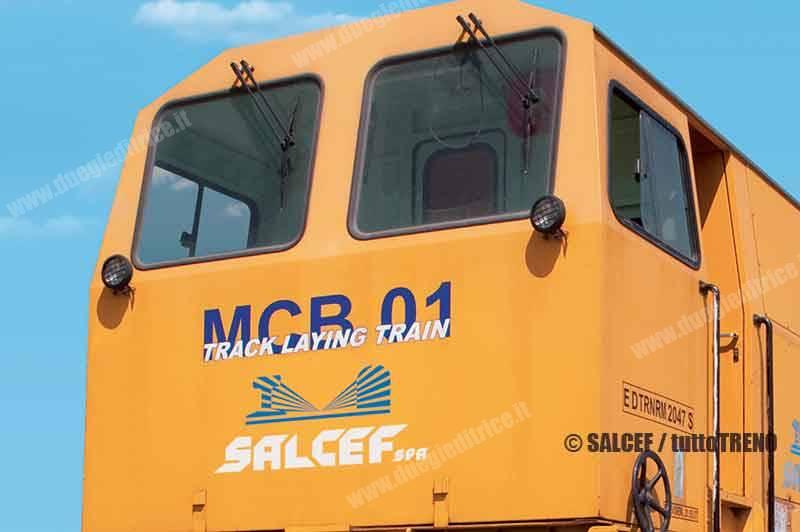 Salcef Group incrementa il portafoglio lavori