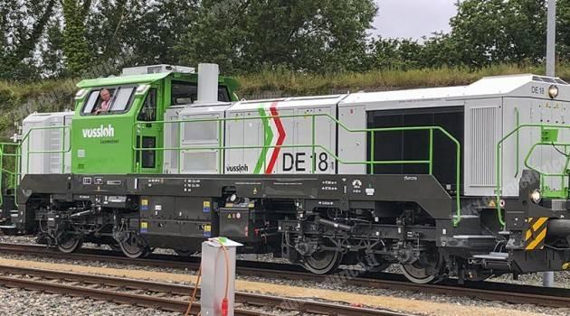 Vossloh Kiel: iniziata la produzione di serie della locomotiva Diesel DE 18