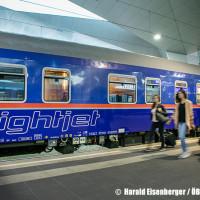 FFS e ÖBB unite per potenziare il traffico notturno in Europa