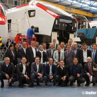 Stadler, joint venture con PT Inka per il mercato asiatico