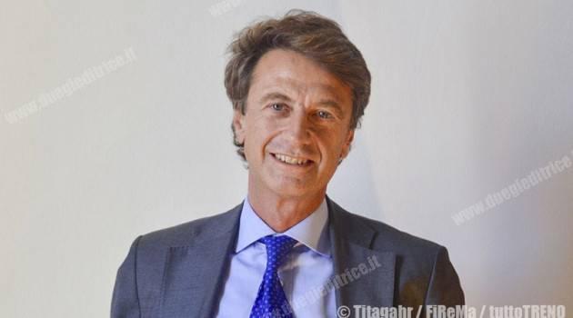 Titagahr-FiReMa: Luigi Corradi è il nuovo Direttore Generale e Chief Executive Officer