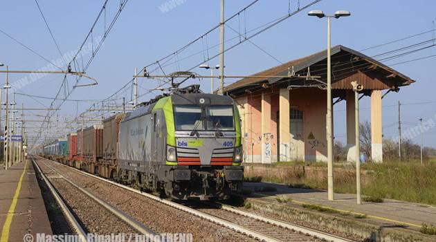 25 Vectron per la BLS Cargo