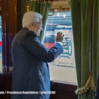 FS ITALIANE CELEBRA 180 ANNI DELLA NAPOLI – PORTICI