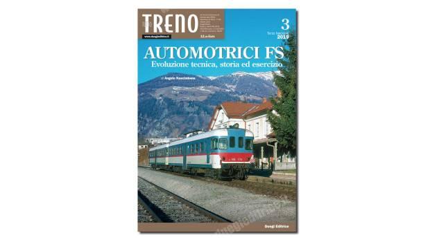 In edicola tuttoTRENO – Fascicolo Automotrici FS n°3