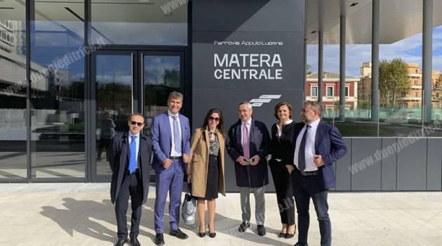 FAL: il 13 novembre inaugurazione di Matera Centrale