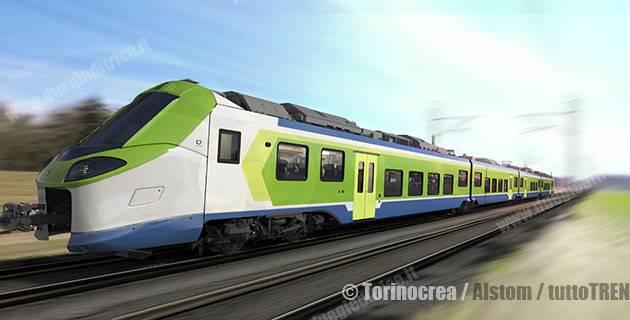 FNM, FERROVIENORD e Alstom firmano Accordo Quadro e Contratto per 31 convogli