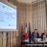 Interporto Padova: concluso il progetto gru a portale finanziato dalla UE