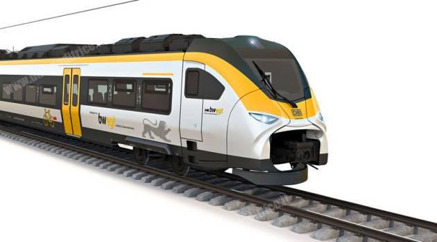 Siemens, 3 nuovi Mireo per DB Regio