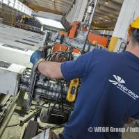 A WEGH Group un contratto quadriennale da RFI per la produzione di traversoni da scambio