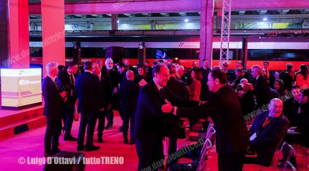 Festeggiati a Roma San Lorenzo i 10 anni dell'AV Italiana