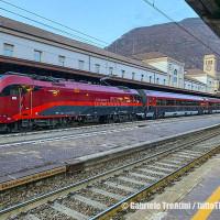 Railjet ÖBB a Bolzano