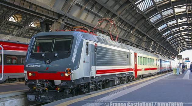 Trenitalia: presentato orario 2020