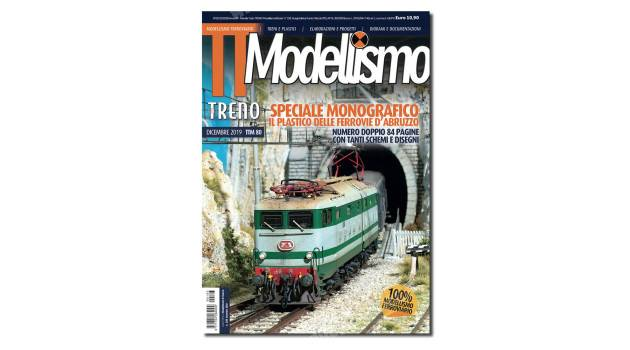 In edicola tuttoTRENO Modellismo n° 80