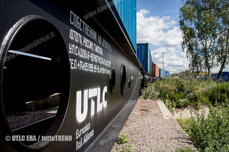 UTLC ERA: il trasporto eurasiatico di container su rotaia verso un ritorno alla normalità