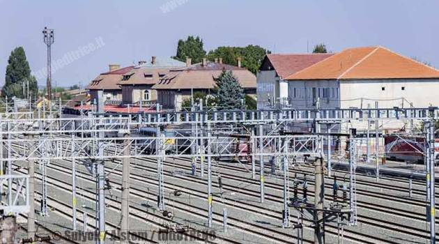 Alstom per l'infrastruttura rumena