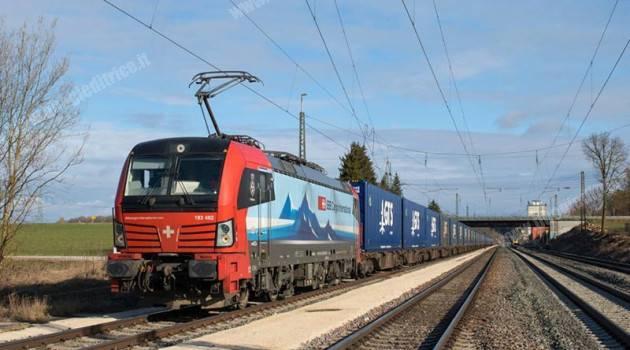 SBB Cargo International trasporta pasta Barilla dall'Italia alla Germania