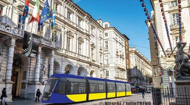 Contratto per 70 tram Hitachi Rail a GTT
