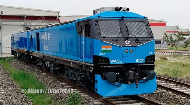 India: in servizio Prima Alstom da 8.825 kW