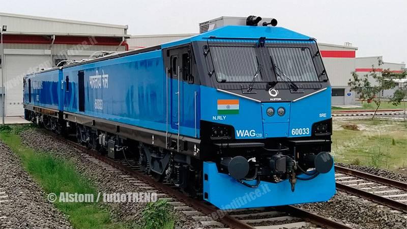 IndianRailway-WAG126_60033-Alstom_tuttoTRENO_wwwduegieditriceit
