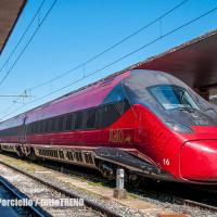 Italo riparte tra Torino e Salerno