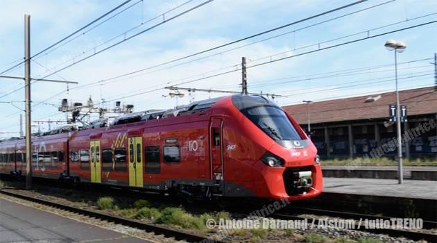 SNCF: consegnato il 300° Coradia Polyvalent