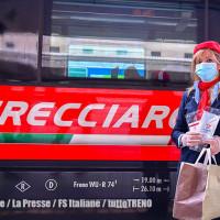 Trenitalia: safety kit gratuito su Frecciarossa e Frecciargento