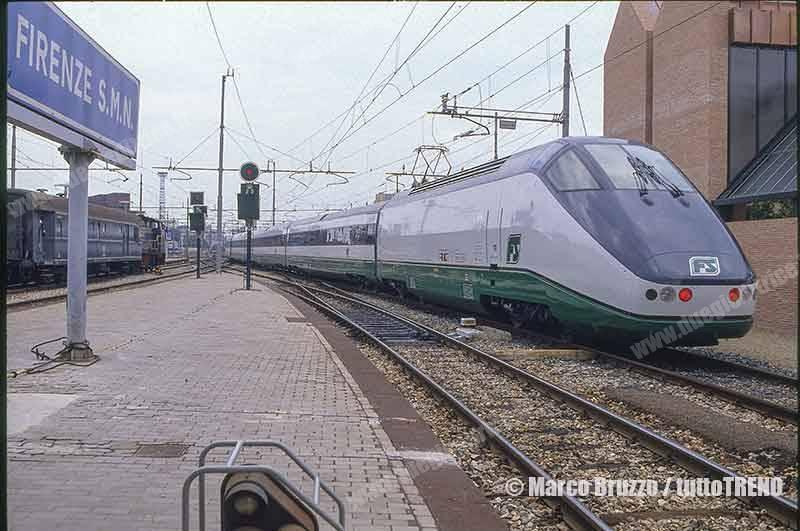 FS-ETR500Y_01-Romolo-primo_viaggio_corsa_presentazione-FirenzeSMN-1990-06-15-BruzzoMarco_07_tuttoTRENO_wwwduegieditriceit