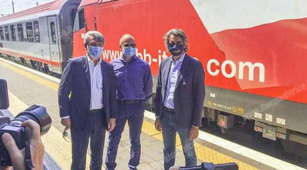 DB–ÖBB: ripartiti gli EC Monaco di Baviera – Italia