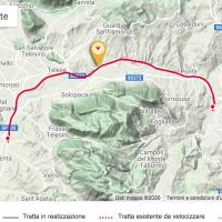 Salcef in ATI per velocizzazione tratta Telese – San Lorenzo Maggiore – Vitulano, sulla Napoli – Foggia