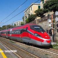 Dal 14 giugno Frecciarossa 1000 Milano – Roma via Genova – Livorno