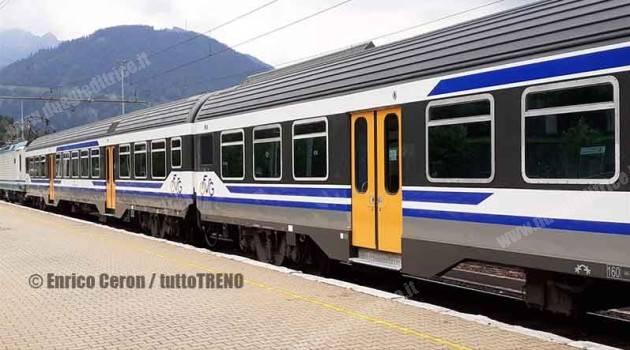 Trenitalia: carrozze per trasporto bici tra Trieste e Tarvisio