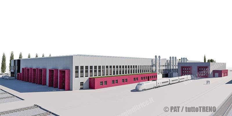 TT-DepositoLocomotive-RimessaTreni-Spini_di_Gardolo-2020-06-rendering-3_tuttoTRENO_wwwduegieditriceit