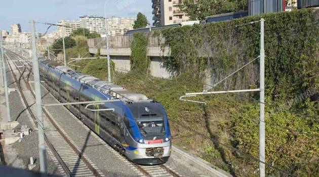 Palermo: treni Cefalù–Punta Raisi sul passante