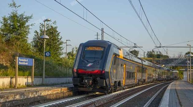 Trenitalia: ETR 521 in servizio sulle linee del Lazio