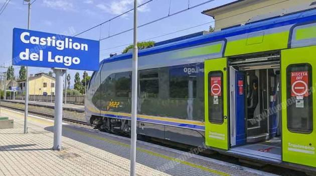 Trenitalia e Regione Umbria presentano TrasimenoLine