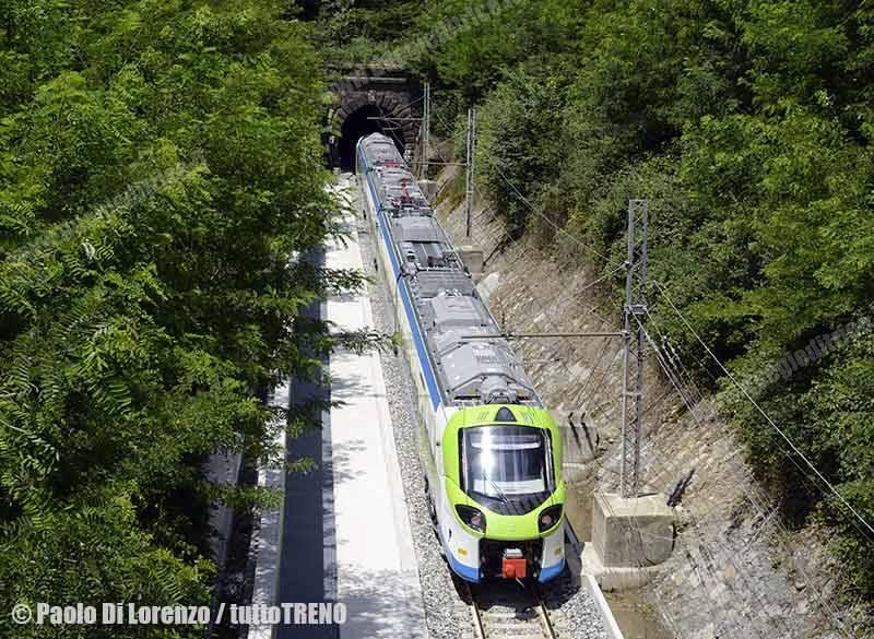 ETCS per i nuovi treni della Regione Lombardia