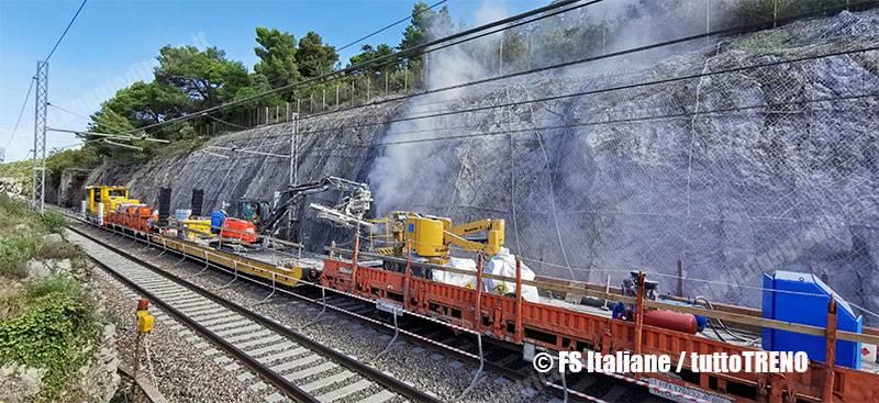 RFI-lavoriConsolidamentolinea_presso_BivioAurisina-2020-08-fotoFSItaliane_tuttoTRENO_wwwduegieditriceit-b