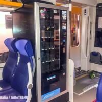 """""""Snack on board"""" sui treni regionali di Trenitalia"""
