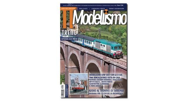 In edicola e nel tuo punto vendita tuttoTRENO & Modellismo n° 83