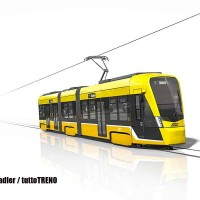 Firmato l'Accordo Quadro ATM-Stadler per 80 Tramlink