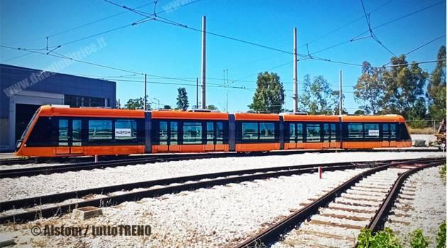 Alstom consegna i primi due tram Citadis X05 ad Attiko Metro