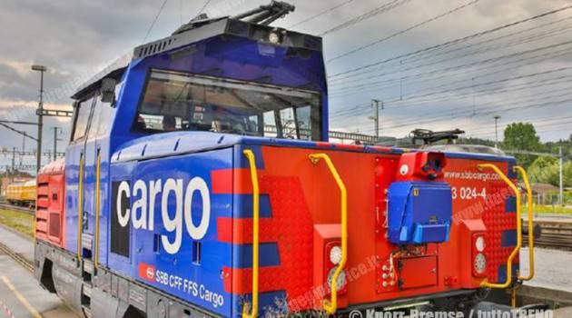 Knorr-Bremse e Rail Vision sperimentano i sistemi di rilevamento degli ostacoli sulle locomotive di SBB Cargo
